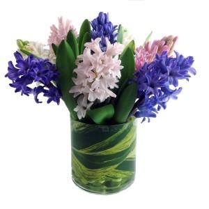 Fresh Cut Hyacinth Code APR16 $40