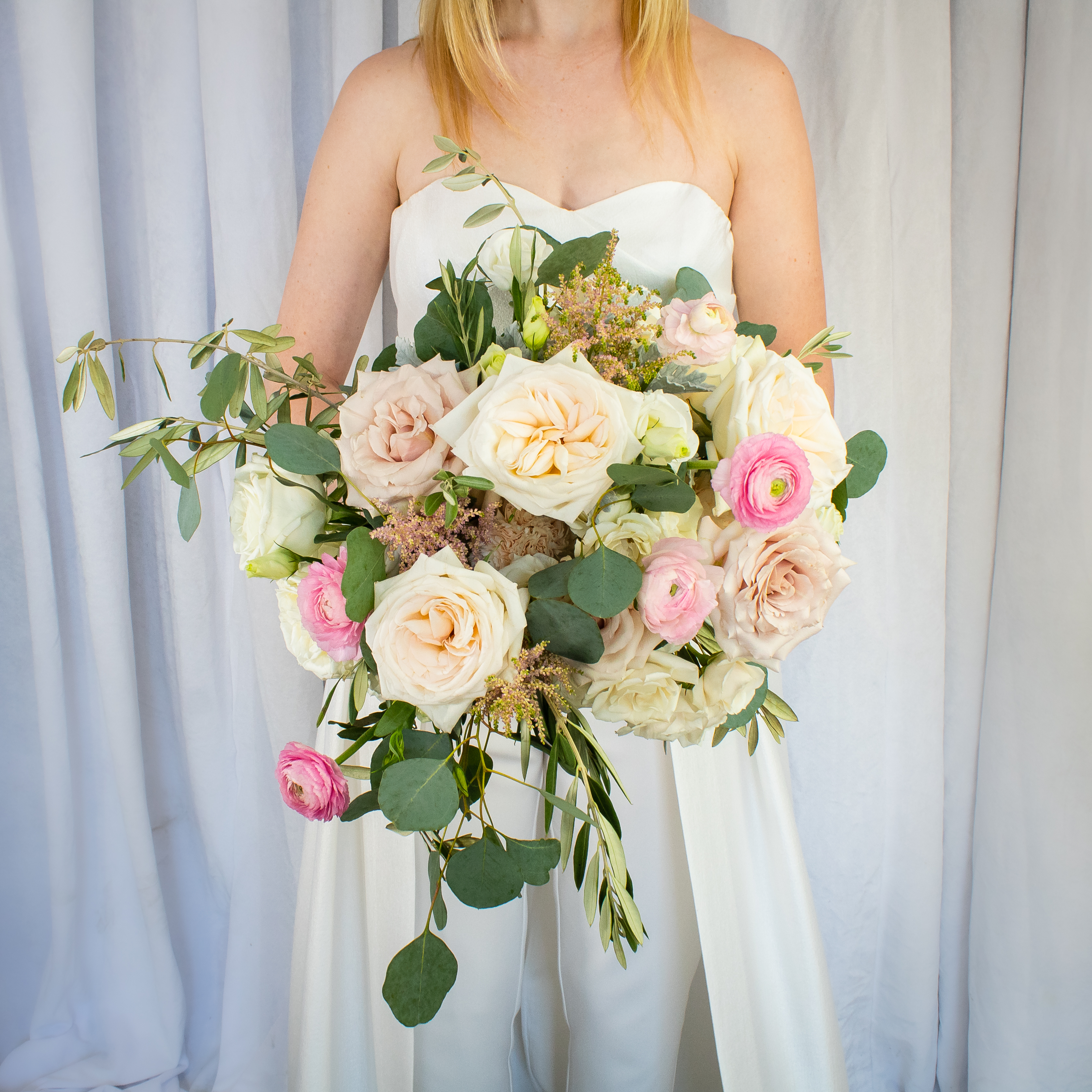 Focal Wedding Bouquet