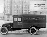 Old Delivery Truck