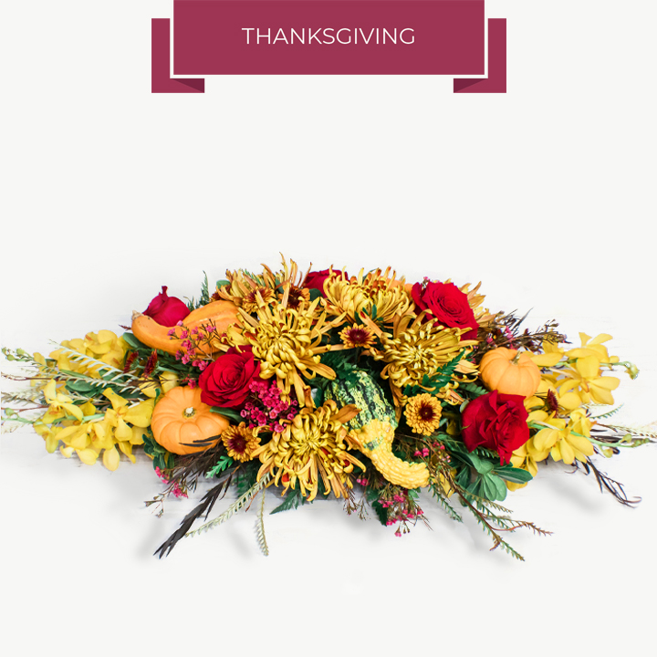 Thanksgiving Flowers Chicago