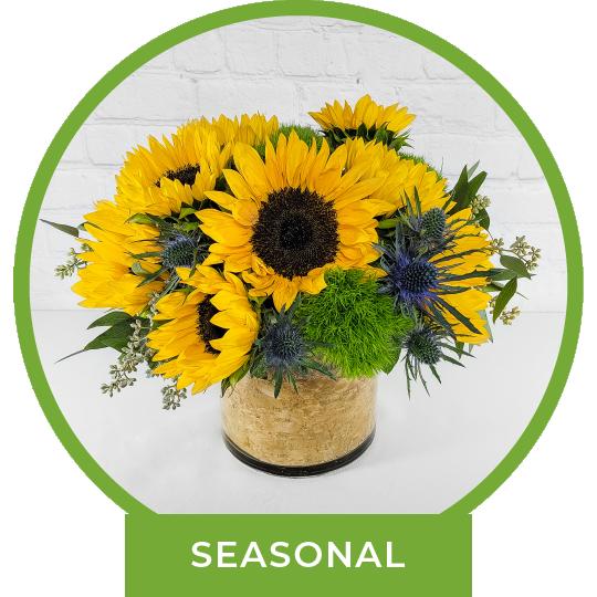 Seasonal Flowers Chicago