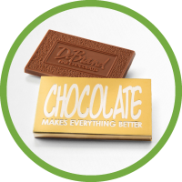 Chocolate Thoughts Bar by DeBrand
