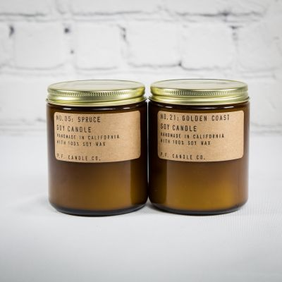 Handmade Soy Candle - Golden Coast