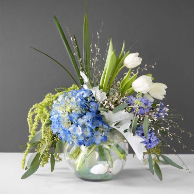 March Birthstone Arrangement