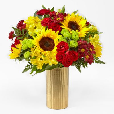 FTD Shades of Autumn Bouquet