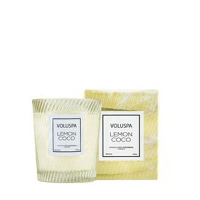 Volupspa Candle - Lemon Coco