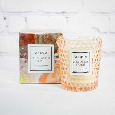 Voluspa Candle - Bergamot Rose