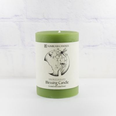 Aromatherapy Candle - Blessing