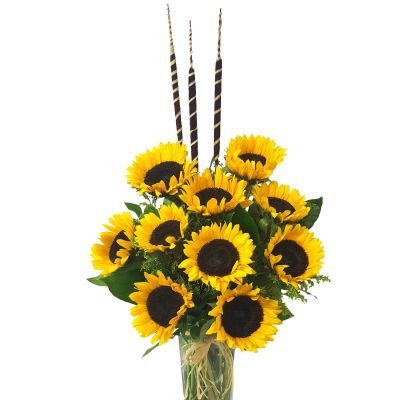 Bouquet of the Month - Sunflowers