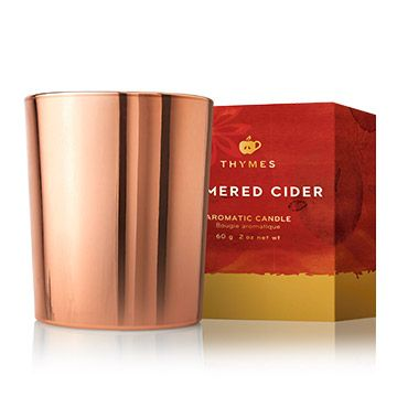 Thymes - Simmered Cider in Glass Jar