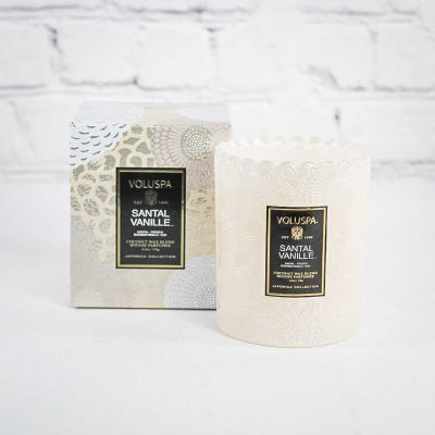 Voluspa Candle - Santal Vanille