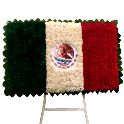 Set Piece: Mexican Flag