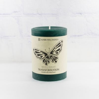 Aromatherapy Candle - Transformation