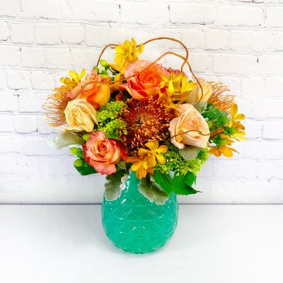 Sunset Beach Bouquet