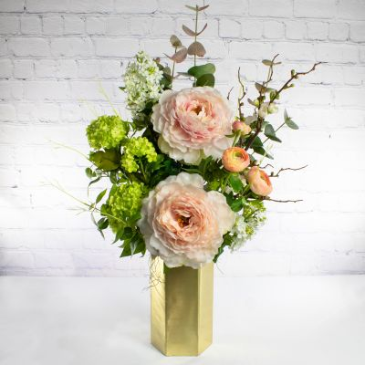 Contemporary Pastel - Faux Bouquet
