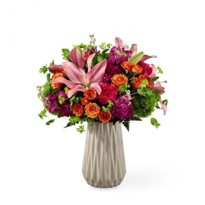 FTD Pretty & Poised Bouquet