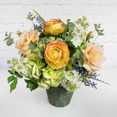 Countryside Garden - Faux Bouquet