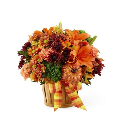 Autumn Celebration Basket