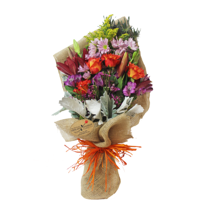 Upgraded Bouquet (Delivery)