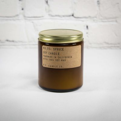 Handmade Soy Candle - Spruce