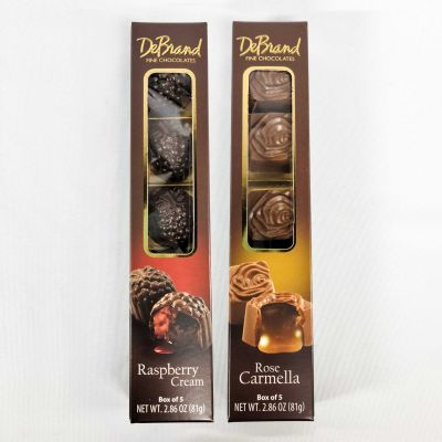 5-Piece Chocolate Box by DeBrand